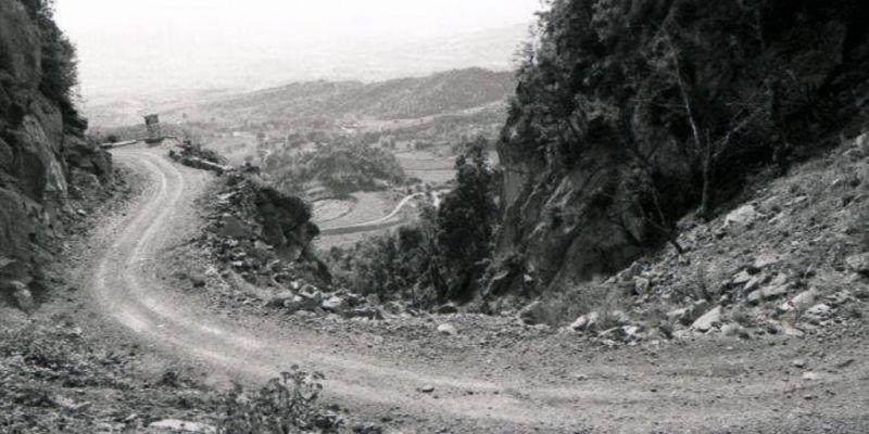 Construcció carretera